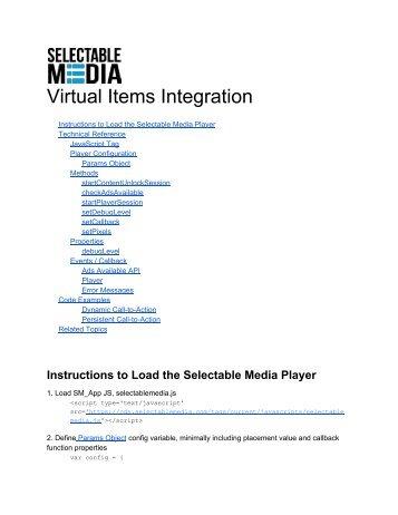 VirtualItemsIntegration (1).pdf - GetACoder