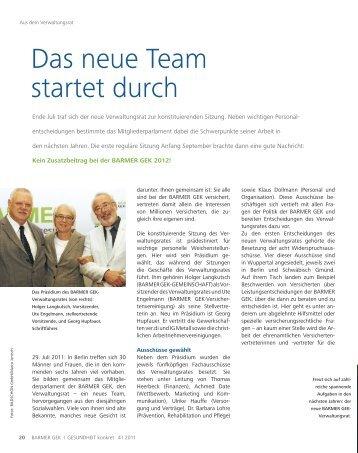 Artikel als PDF herunterladen - Gesundheit konkret