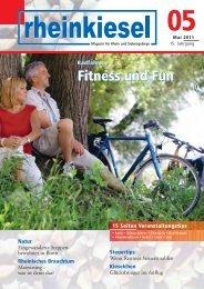 Radfahren Fitness und Fun Radfahren Fitness und ... - Rheinkiesel