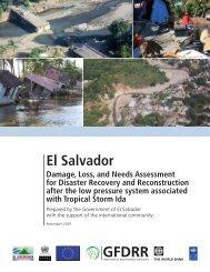 El Salvador - GFDRR