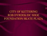 Flaherty Awards Skate Plaza - GLPTI
