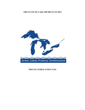 The State of Lake Michigan in 2011 - Great Lakes Fishery Commission