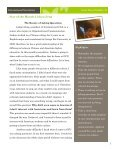 Newsletter, issue three - George Fox University - Page 5