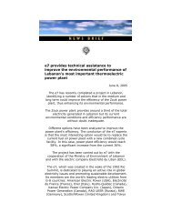 June 2005 PDF - 2 pages - 20 K - Global Sustainable Electricity ...