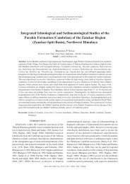 Full text in PDF - Geological Society of India
