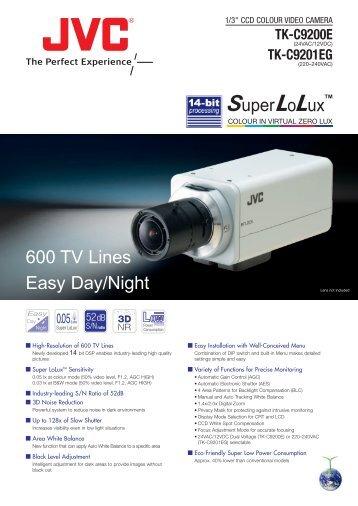 TK-C9200 - goCCTV