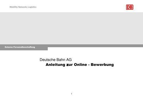 Arbeiten Bei Deutsche Bahn Bewerbung Einstieg Jobs 0 6
