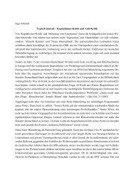 Kapitalismus-Kritik und Anti-Kritik Von 'Kapitalismus-Kritik'