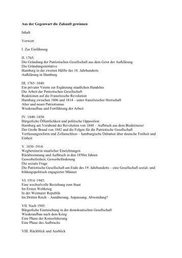 Aus der Gegenwart die Zukunft gewinnen - Sigrid-schambach.de