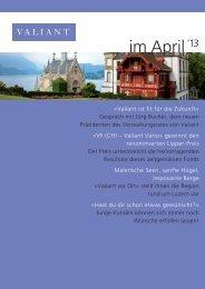 im April'13 (PDF, 3966.1 KB) - Valiant Bank