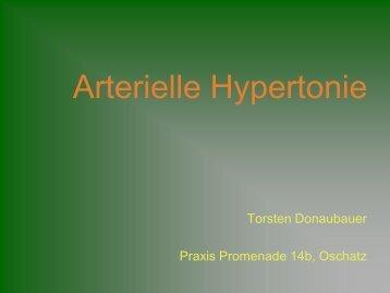 Arterielle Hypertonie - Kardiodiab.de