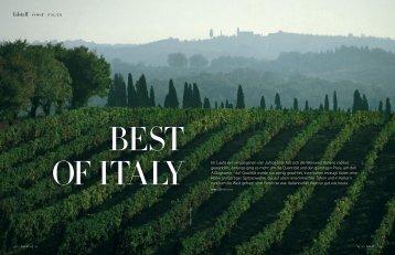 Best of Italy - Italiens Weine so gut wie nie falstaff 04/12 - Elena Altare