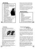 Kleiner Ratgeber für AktivistInnen am Anti-WEF Davos 2001 - Seite 3