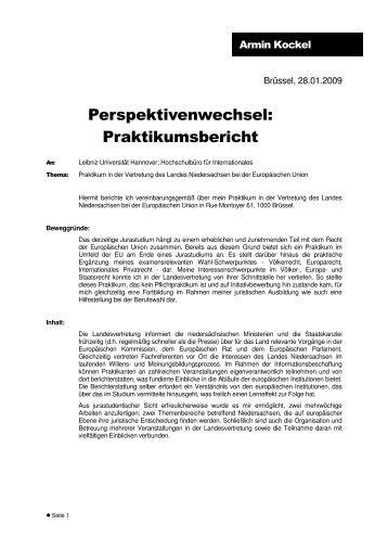 WS08/09 - Hochschulbüro für Internationales - Leibniz Universität ...