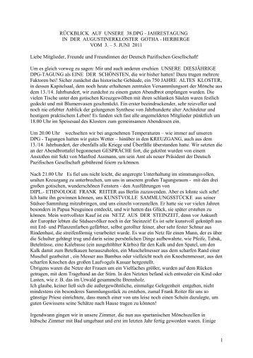 auch als PDF - Deutsch Pazifischen Gesellschaft