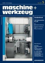 Sonderdruck - De Ridder BV