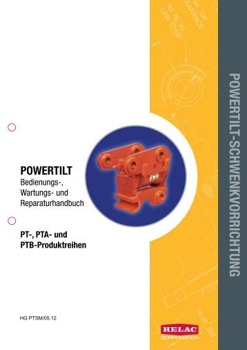 POWERTILT-schWEnkvORRIchTung - Helac Corporation