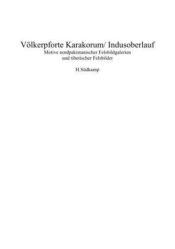 suedliche Pforte - Horst Südkamp - Kulturhistorische Studien