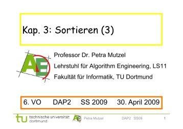 1 Folie/Seite - TU Dortmund