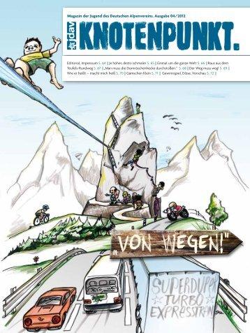 Von Wegen! - Deutscher Alpenverein