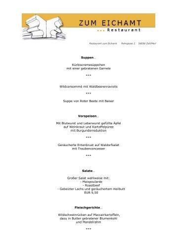 Suppen… Kürbiscremesüppchen mit einer gebratenen ... - Mosel.Com