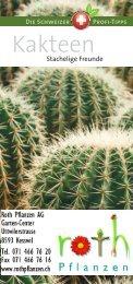 Kakteen - Roth Pflanzen AG