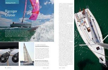 """April 2010 Beneteau First 35 """"Rassiger Cruiser"""" - boot24.ch"""