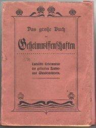 Buch der Geheimwissenschaften - Zum Abnehmen