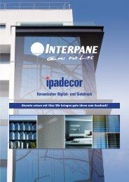 Keramischer Digital- und Siebdruck - bei Interpane!