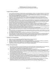 DAB Bedingungen für Lieferungen und Leistungen ... - DAB Pumpen