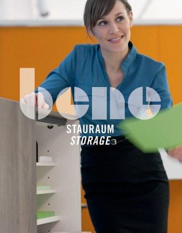 STAURAUM STORAGE - Architectenweb
