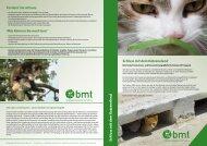 Infoblatt Katzenkastration (PDF) - Bund gegen Missbrauch der Tiere
