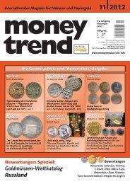 Ausgabe 11/2012 komplett - money trend