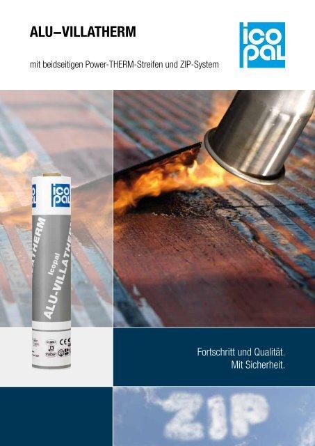 ALU-VILLATHERM - Icopal GmbH