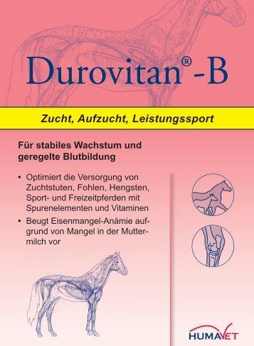 Durovitan®-B - Pferdefutterexperten.de