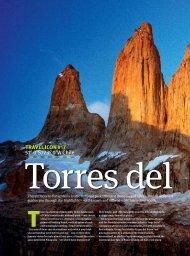 Torres del Paine - Rudolf Abraham's blog