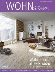 WOHNissimo Herbst/Winter 2012/2013
