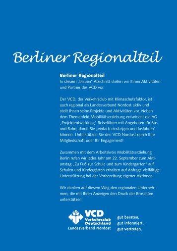 Einleger 2011 - VCD