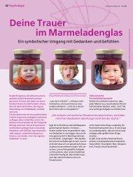 Deine Trauer im Marmeladenglas - Oldenbourg Verlag