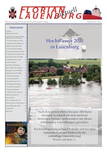 Florian-aktuell-2013-02 - KFV Herzogtum Lauenburg