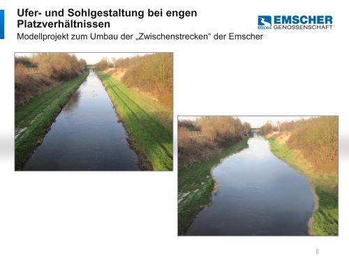 Vortrag Wasser-Landschaft von Dr. Mario Sommerhäuser - EGLV