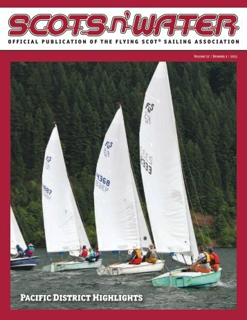SCOTS n' WATER - Flying Scot Sailing Association