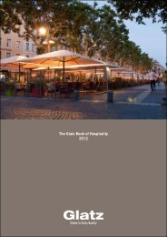 The Glatz Book of Hospitality 2012 - BinnenUit