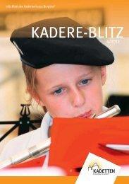 Ausgabe 04/12 - Kadetten Burgdorf