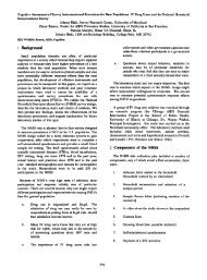 Cognitive Assessment of Survey Instruments and Procedures for ...