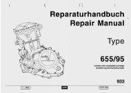 Aprilia Pegaso Engine Repair Manual - Service Tanga Moteurs