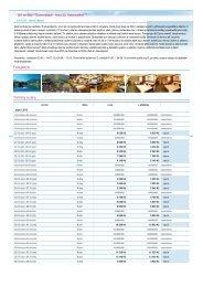 Fotogalerie Termíny a ceny