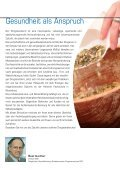 Informationen erhalten Sie in der Broschüre des schweizerischen - Seite 2