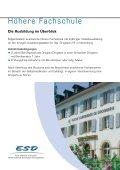 Informationen erhalten Sie in der Broschüre des schweizerischen - Seite 5