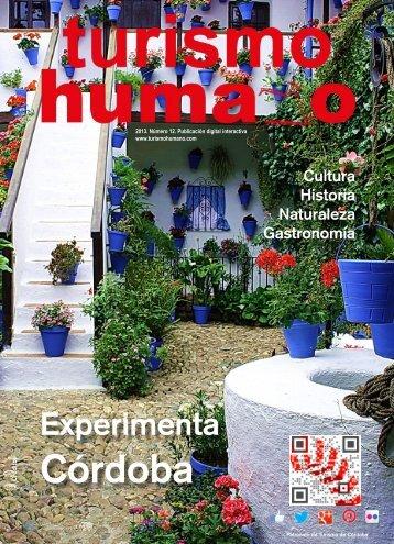 Turismo Humano nº 12. Experimenta Córdoba